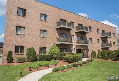 Hackensack Condo/Townhouse For Sale: 279 Clark Street #E2