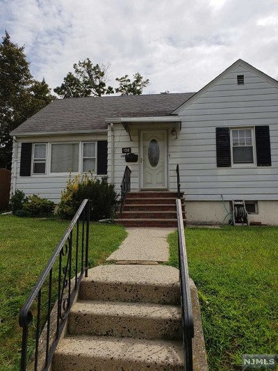 Hackensack Single Family Home For Sale: 138 Poor Street