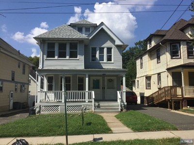 Ridgefield Park Multi Family 2-4 For Sale: 374 Teaneck Road