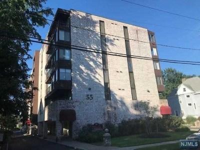 Hackensack Condo/Townhouse For Sale: 55 Clinton Place #310