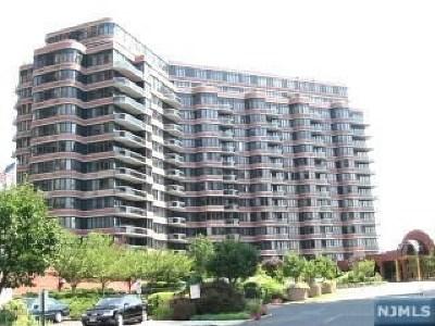 Cliffside Park Condo/Townhouse For Sale: 100 Winston Drive #16bs
