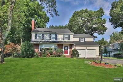 Ridgewood Single Family Home For Sale: 726 Wellington Road