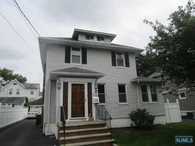 Rochelle Park Single Family Home For Sale: 348 Rochelle Avenue