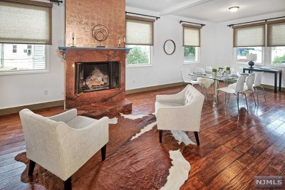 Weehawken Single Family Home For Sale: 46 West 19th Street