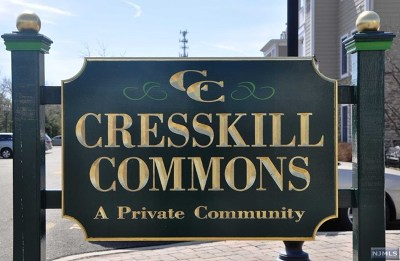 Cresskill Condo/Townhouse For Sale: 5 Tenakill Park Drive #323