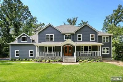 Montvale Single Family Home For Sale: 49 North Avenue