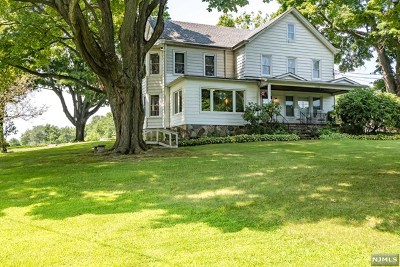 West Milford Single Family Home For Sale: 1343 Macopin Road