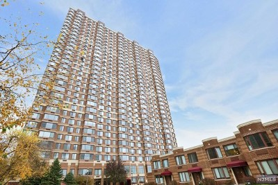 Fort Lee Condo/Townhouse For Sale: 100 Old Palisade Road #2312