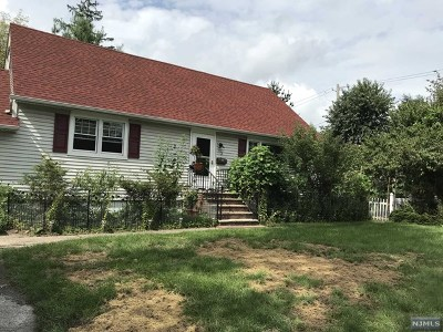 Closter Single Family Home For Sale: 2 4th Street