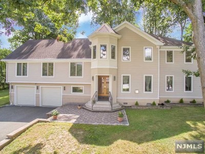 Park Ridge Single Family Home For Sale: 161 Mountain Avenue
