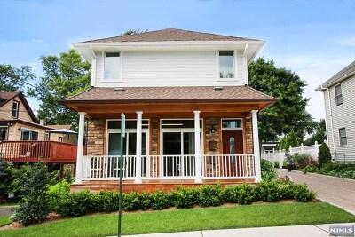 Waldwick Multi Family 2-4 For Sale: 5 Lafayette Place