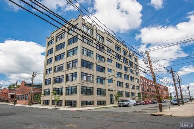 Essex County Condo/Townhouse For Sale: 475 South Jefferson Street #5b
