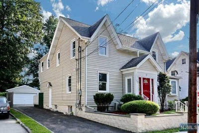 Englewood Single Family Home For Sale: 87 Grove Street