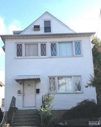 East Rutherford Multi Family 2-4 For Sale: 54 Mozart Street