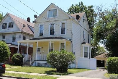 Englewood Single Family Home For Sale: 178 John Street