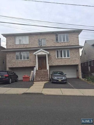 Fairview Condo/Townhouse For Sale: 489c Jersey Avenue