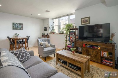 Jersey City Condo/Townhouse For Sale: 769 Montgomery Street #203