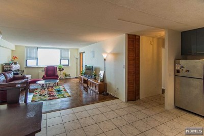 Cliffside Park Condo/Townhouse For Sale: 250 Gorge Road #25g