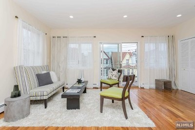 Weehawken Multi Family 2-4 For Sale: 37 47th Street
