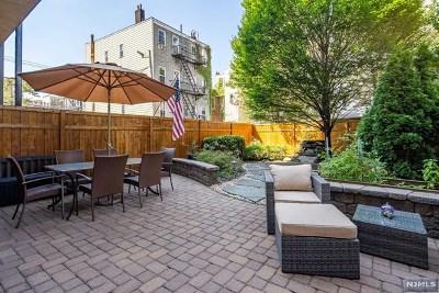Hoboken Condo/Townhouse For Sale: 606 Adams Street #1