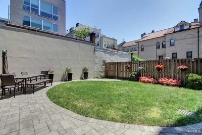 Hoboken Condo/Townhouse For Sale: 715 Madison Street #1