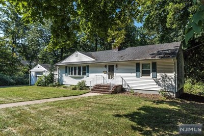 Allendale Single Family Home For Sale: 61 Franklin Turnpike