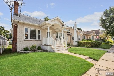 Maywood Single Family Home For Sale: 44 Orchard Place