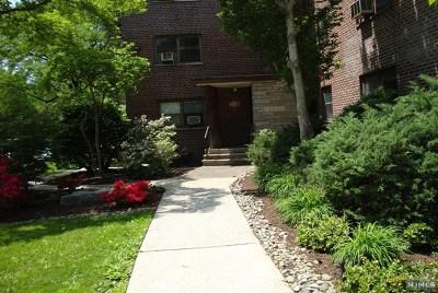 Fort Lee Condo/Townhouse For Sale: 400 Fairview Avenue #4e