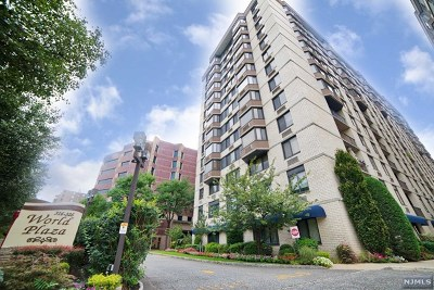 Hackensack Condo/Townhouse For Sale: 326 Prospect Avenue #5k