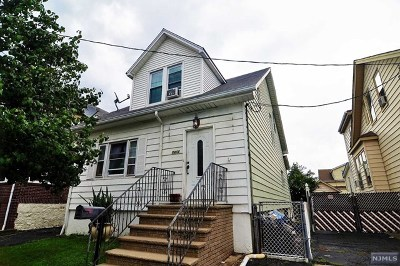 North Bergen Single Family Home For Sale: 7414 5th Avenue