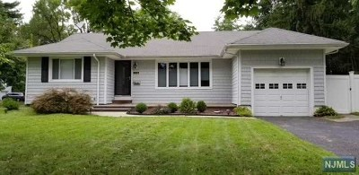 Oradell Single Family Home For Sale: 376 Bergen Boulevard
