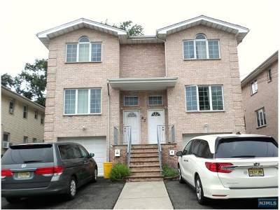 Palisades Park Condo/Townhouse For Sale: 47b West Ruby Avenue