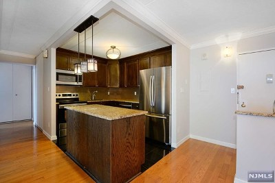 Cliffside Park Condo/Townhouse For Sale: 250 Gorge Road #21b
