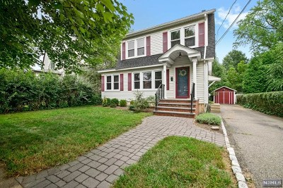 Morris Township Single Family Home For Sale: 22 Hathaway Road