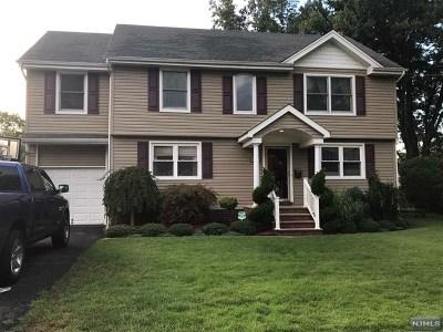 Fair Lawn Single Family Home For Sale: 41 Wayne Road