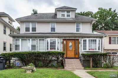 Englewood Single Family Home For Sale: 115 Elmore Avenue