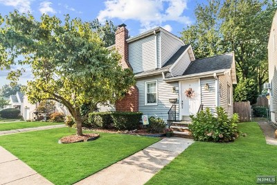 Maywood Single Family Home For Sale: 107 Orchard Place