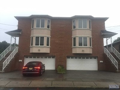 Palisades Park Condo/Townhouse For Sale: 428a 3rd Street #A