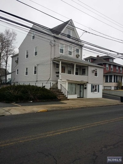 Fair Lawn Multi Family 2-4 For Sale: 89 Lincoln Avenue