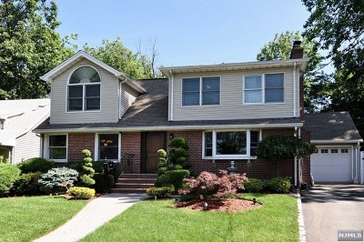 Teaneck Single Family Home For Sale: 109 Chadwick Road