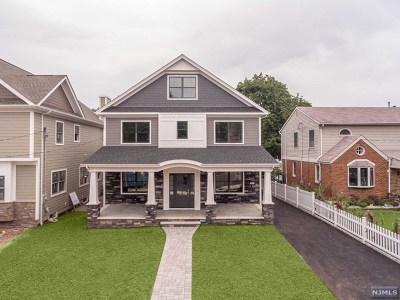 Rutherford Single Family Home For Sale: 274 Carmita Avenue