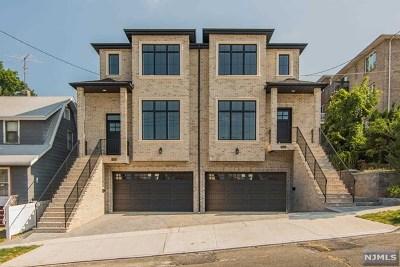 Palisades Park Condo/Townhouse For Sale: 223 East Brinkerhoff Avenue #B