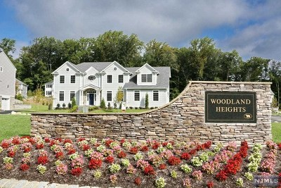 Montvale Single Family Home For Sale: 12 Flintlock Road