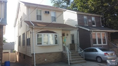 Hudson County Single Family Home For Sale: 8511 Durham Avenue