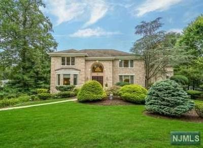 Park Ridge Single Family Home For Sale: 25 South 3rd Street