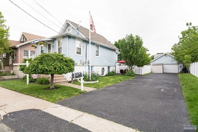 Little Ferry Single Family Home For Sale: 12 Park Street