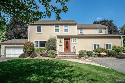 Fair Lawn Single Family Home For Sale: 13-59 Henrietta Court