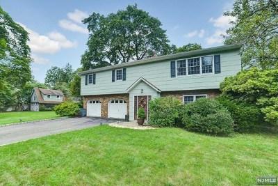 Mahwah Single Family Home For Sale: 238 Mahwah Road