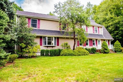 Closter Single Family Home For Sale: 111 Herbert Avenue