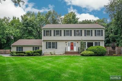 Montvale Single Family Home For Sale: 69 Summit Avenue